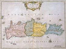 Geography o Crete
