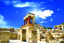 Tours in Crete - Knossos Palace