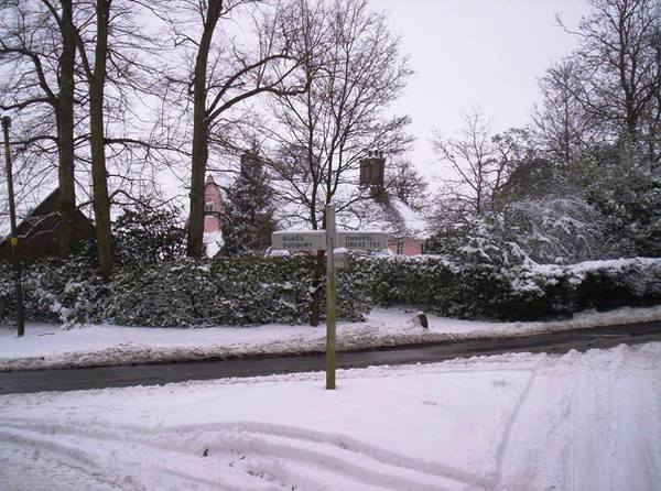 Cob Cottage including snow pictures 5.2.