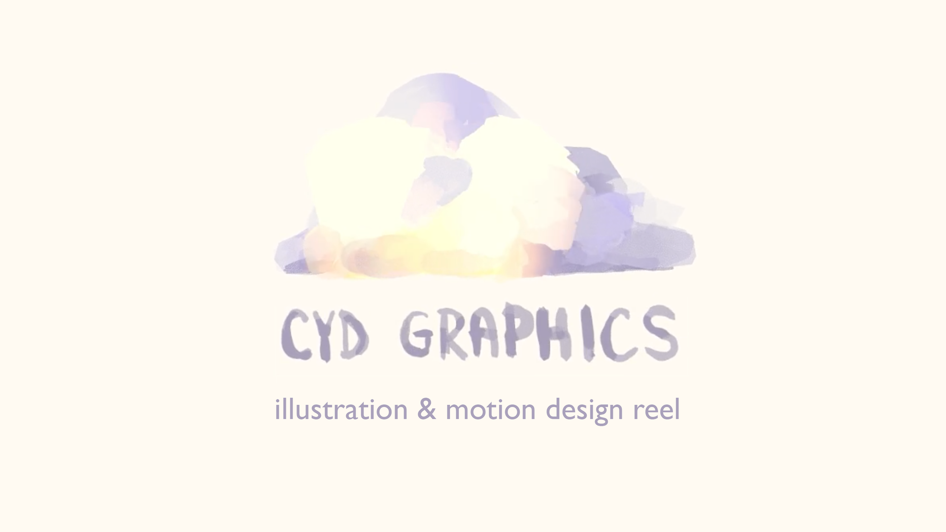 Cyd Graphics 2020 Reel