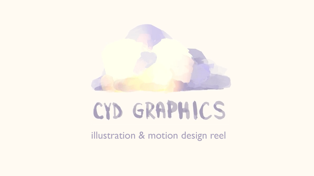 Cyd Graphics 2020 Reel