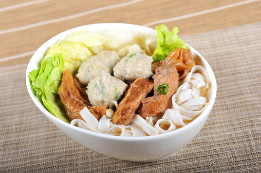 Rice Noodle in Soup-1