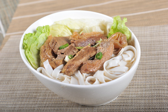 Rice Noodle in Soup-2