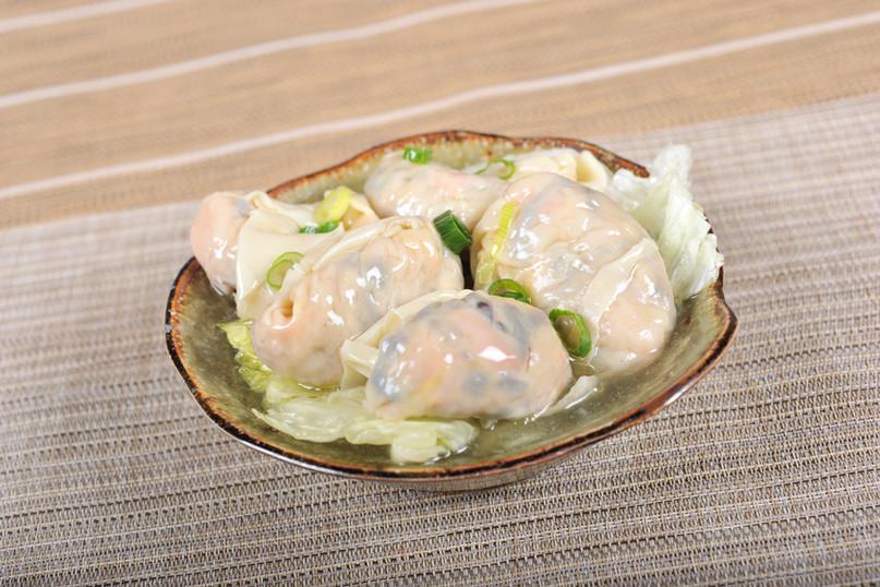 Dumplings in Soup