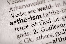 Why atheism scares them