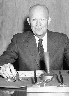 Profile – Dwight D. Eisenhower  Major Influencers of Europe