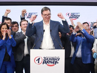 Elections in Serbia - The Power of One Man Laid Bare