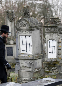 """""""The darkness drops again"""": The Rise of Anti-Semitism in France"""