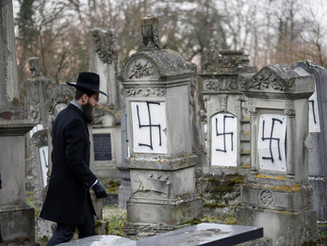 """The darkness drops again"": The Rise of Anti-Semitism in France"