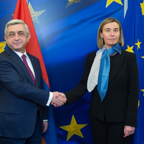 THE EUROPEAN UNION ON THE AGENDA OF ARMENIA'S FOREIGN POLICY: HISTORICAL REVIEW