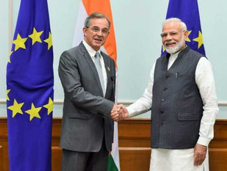 Dividing partisan unity: India's leanings towards the Western Right