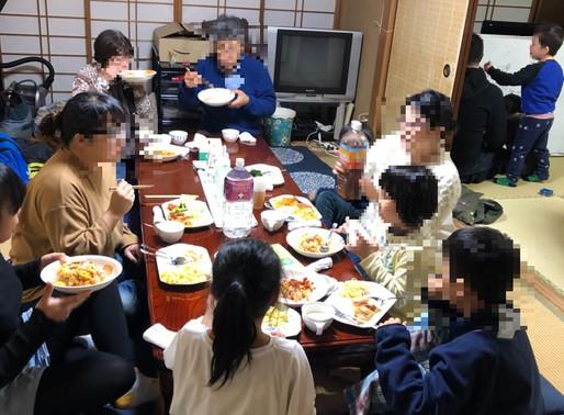 こども食堂に来ていただいた皆様ありがとうございました!