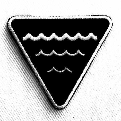 Tri Tide Logo Adhesive Patch