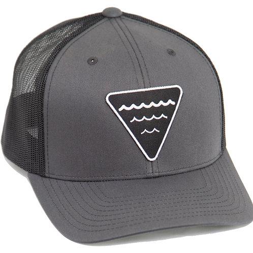 Bourne Logo Patch - Dark Grey