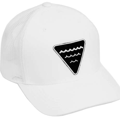 Bourne Logo Patch - White
