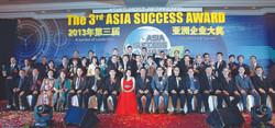 The 3rd Asia Success Award