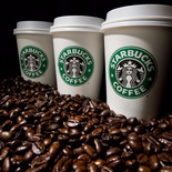 星巴克 咖啡之外 网络数字化战略坐大
