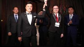 槟城文华国际青商会    线上直播理事就职礼