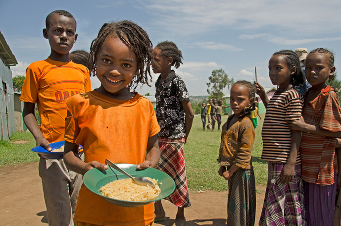 全球粮食展望 消除饥饿vs避免浪费