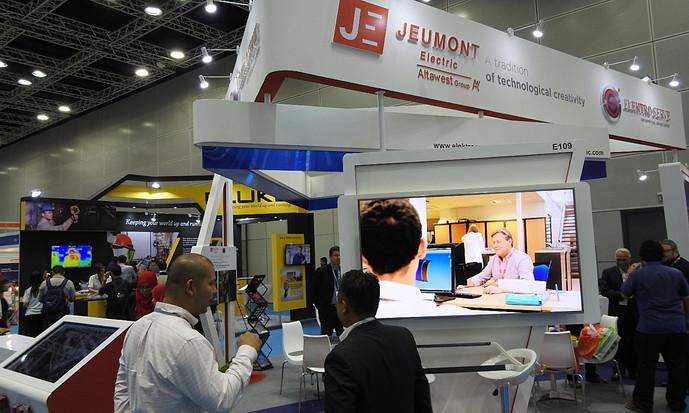 东盟机械及电子工程展 5大展厅逾40场研讨会