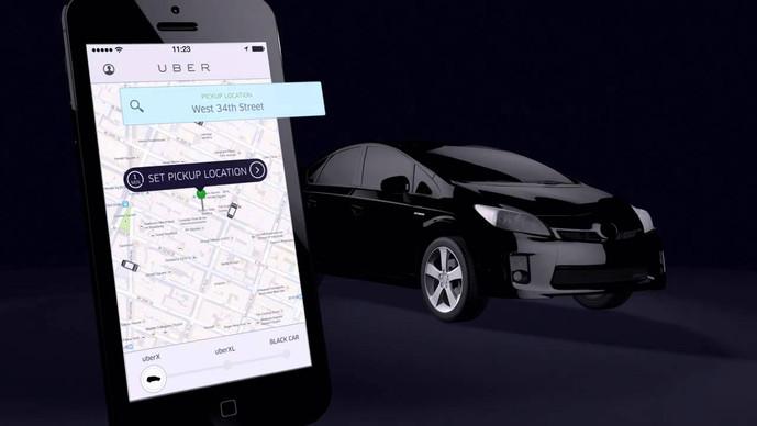 Uber不仅载客 跨界创意营销横扫全球