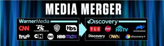 AT&T和Discovery频道合并争夺流媒体市场