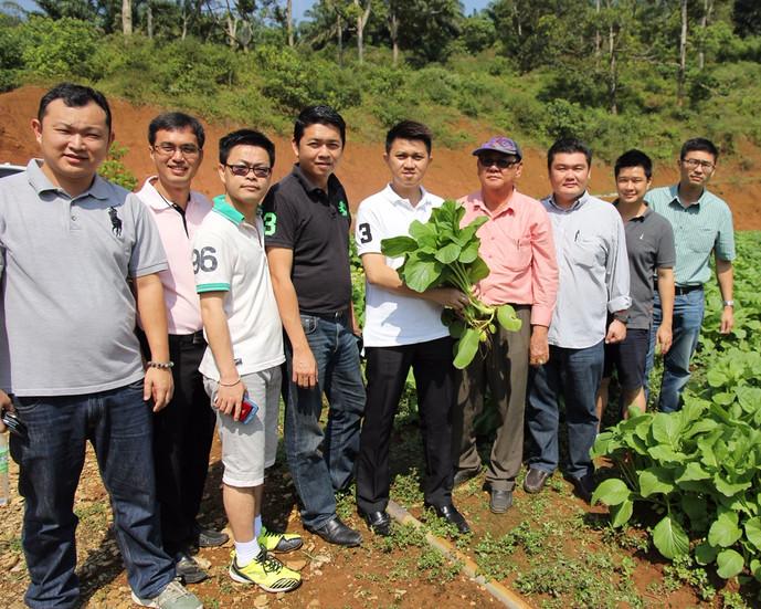 青农社推动青年务农创业 张盛闻:生产粮食等于掌控全球