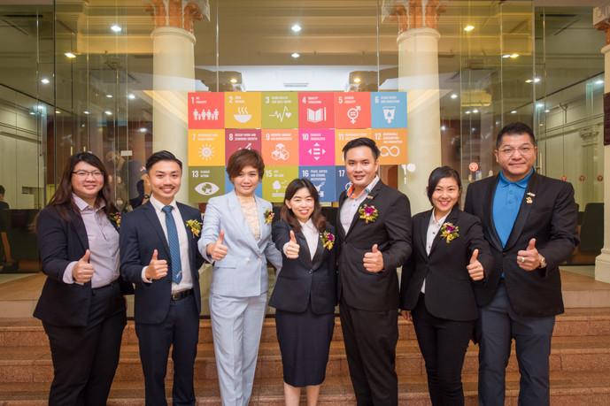 企业家们 齐来参加《JCI可持续发展奖》
