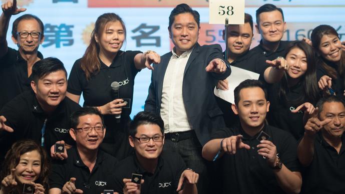 CLICK Internet Traffic Sdn. Bhd. 全马首创流量供应 以共享实现盈利