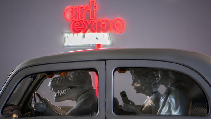 第12届马艺博 设东南亚画廊特展