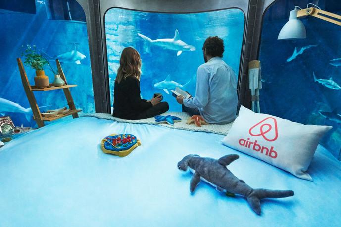Airbnb跳脱订房网站 晋升旅游平台推出品牌公寓