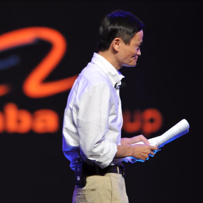 阿里巴巴成功关键 与全球中小企业同在