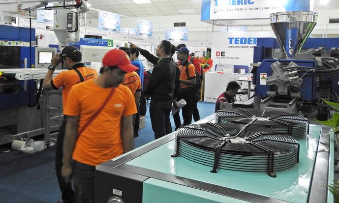 第29届大马国际机械展 即起至22日涵盖4展会