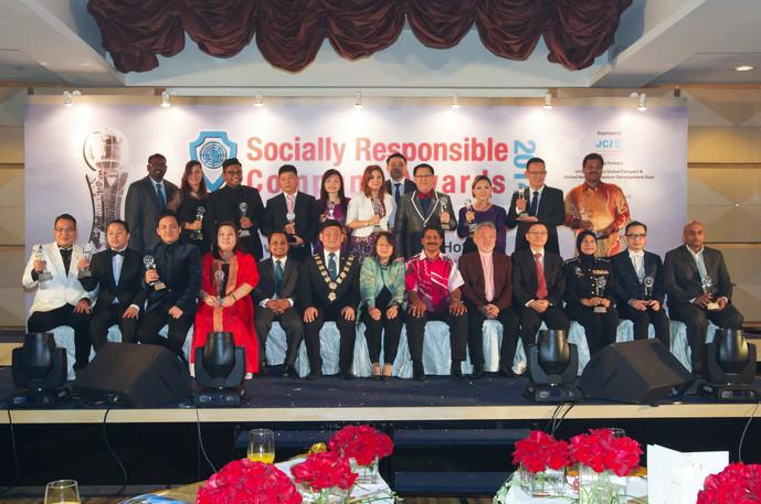 第4届国际青商企业社会责任奖 颁发17奖项 本刊获责任媒体奖