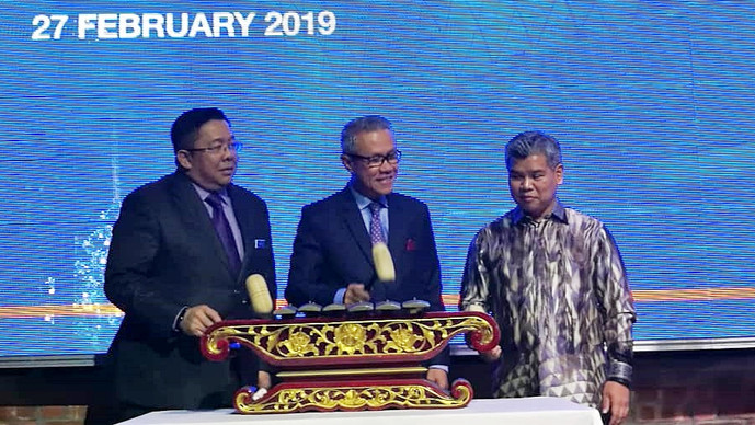 2019马来西亚国际清真展 403起4天展8主题30讲座