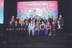 The 5th Asia Success Award