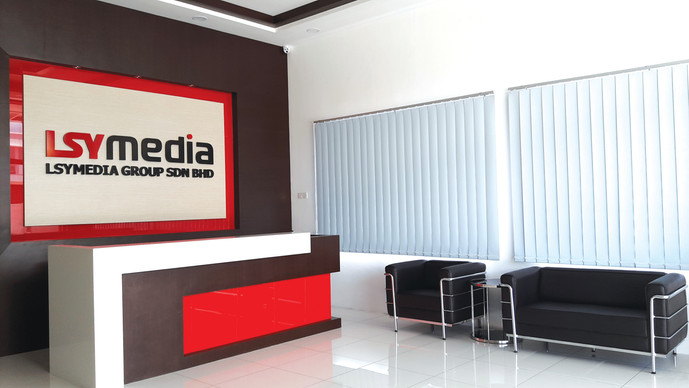 LSYMEDIA Group Sdn. Bhd. 大型广告创新计划 扶持中小企业