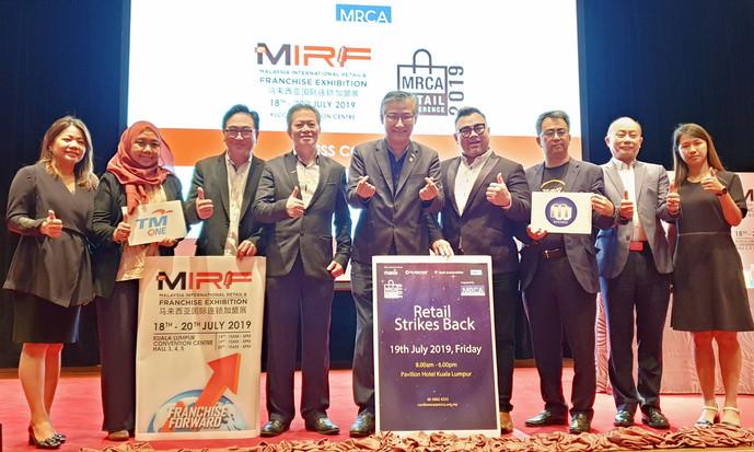 特许加盟展MIRF销售额增30% 719研讨会探讨零售业大反击