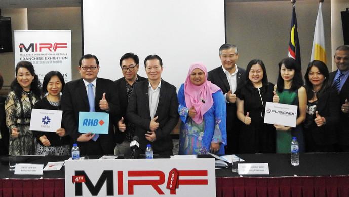 马来西亚国际连锁特许加盟展 718起连办3日 特设孵化区