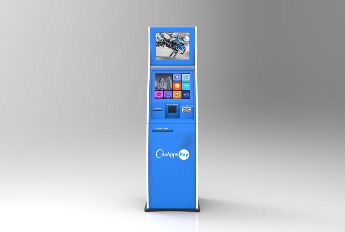 OneApps Group Sdn. Bhd. 创新自动服务机 创造轻松生活
