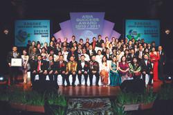 The 1st Asia Success Award