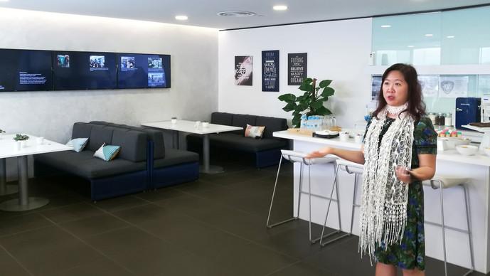 Steelcase吉隆坡商业中心 推介全新5大办公空间设计