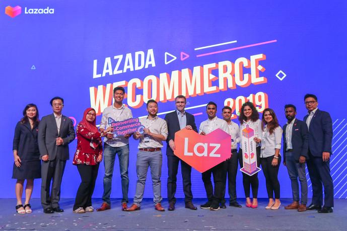 马来西亚Lazada举办WeCommerce 2019卖家峰会 领航未来数码经济