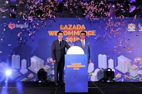 Lazada与MDTCA合作通过电子商务 促进马来西亚中小企业发展
