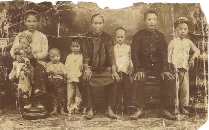 蕎一代圆人倡导寻根 为家族规划 发扬中华文化