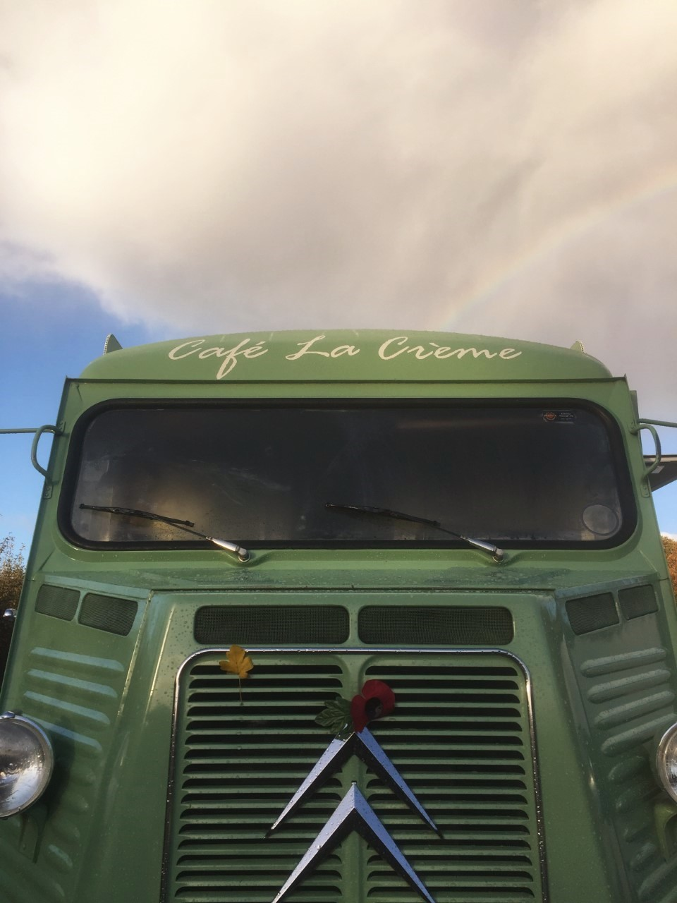 Remembrance Day 2018 Rainbow
