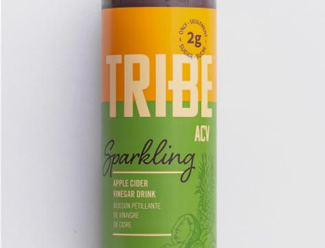 TRIBEACV™ Apple Cider Vinegar Drink Tropical Blend Sparkling 355ml/12 PACK