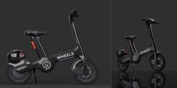 Wheels, Inc.      eScooter