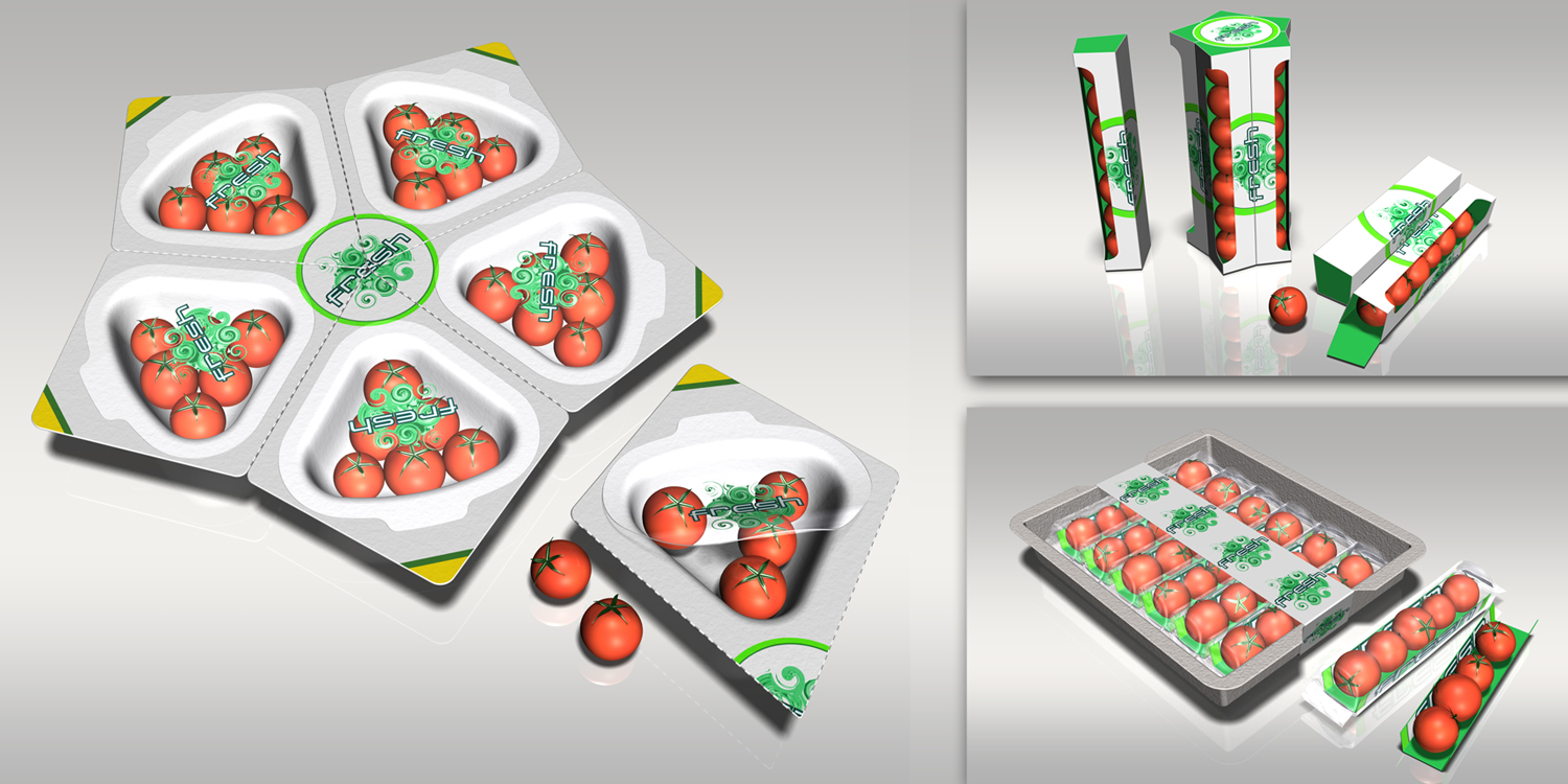 Fresh  |  food packaging