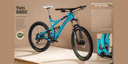 Yeti  |  SB5    Velo Bike of the Year